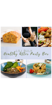 Pack Healthy After Party Box