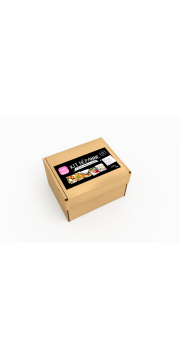 Pack Christmas meal box